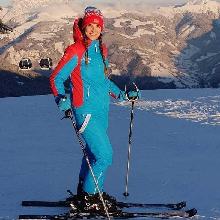 c313499a Женский утеплённый прогулочный лыжный костюм Nordski National New ...