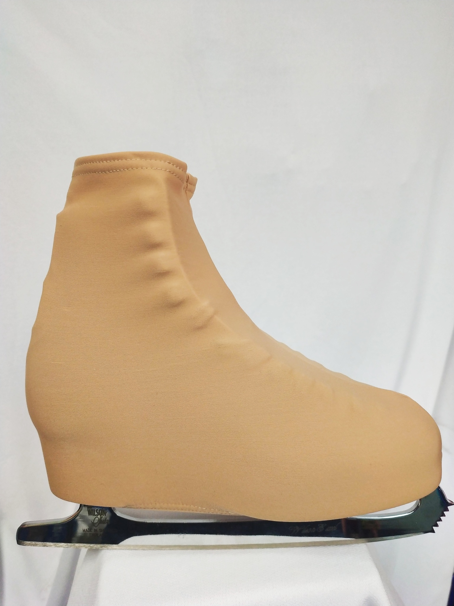 Чехлы на ботинки (бежевые)