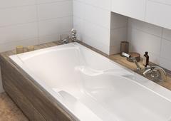 Ванна акриловая Cersanit Zen 180*85