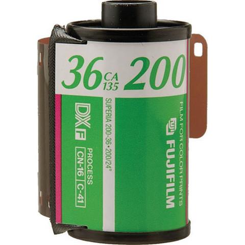 Фотопленка цветная Fujicolor iso 200 (36 кадров)