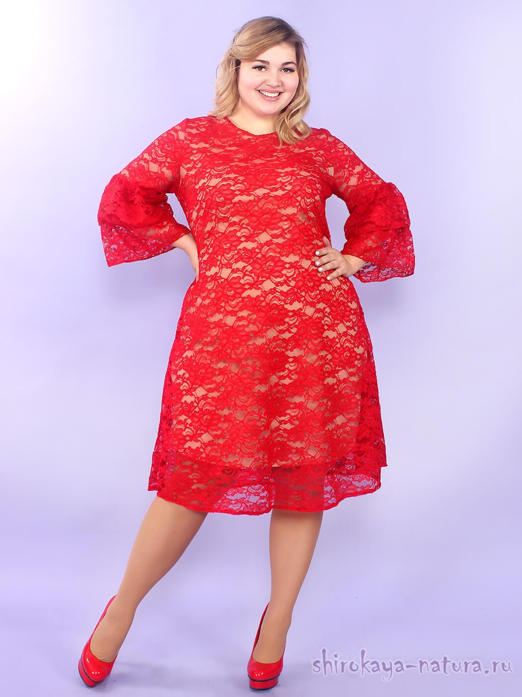 Гипюровое платье Ракель