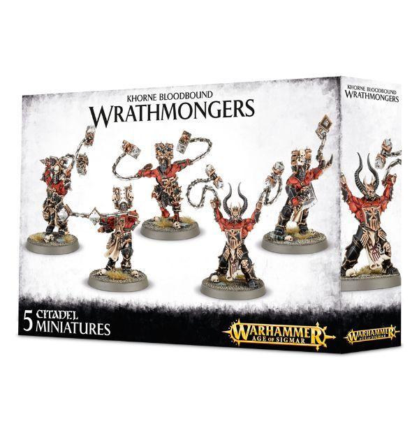 Khorne Wrathmongers