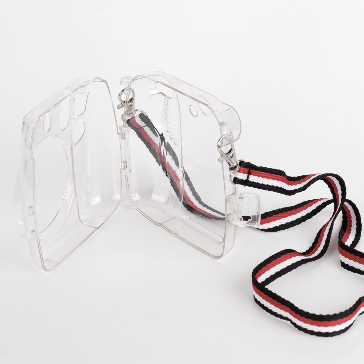 Прозрачный чехол для Instax mini 8