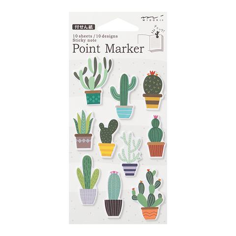 Midori Point Marker (Saboten-gara, кактусы)