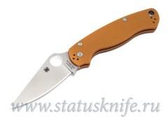 Нож Spyderco Paramilitary 2 C81GPBORE2