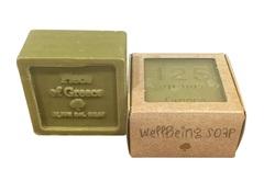 Критское мыло WellBeing soap 125 гр.
