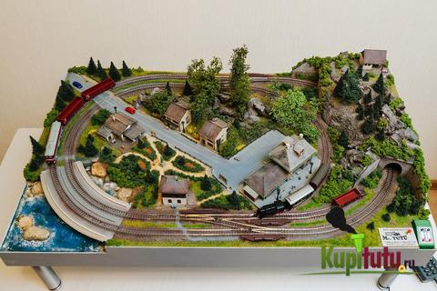 Ваш макет железной дороги