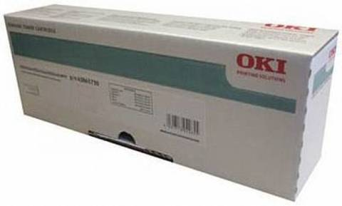 OKI PRINT-CART-NY-PRO6410-4K - Принт-картридж неоново-белый для принтера Pro6410Neon (46298004)