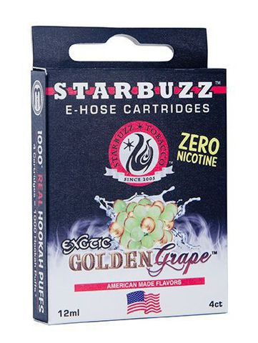 Картриджи Starbuzz - Golden Grape