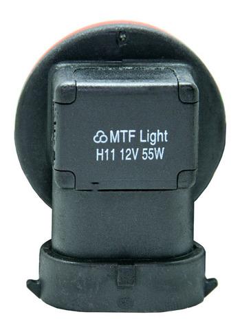 Галогеновые лампы MTF Light ARGENTUM +50% H11