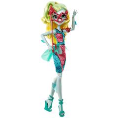 Кукла Монстер Хай Лагуна Блю (Lagoona Blue) - Добро пожаловать в Школу Монстров, Mattel