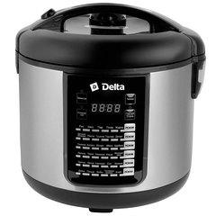 Мультиварка DELTA DL-6516 черная (Р)