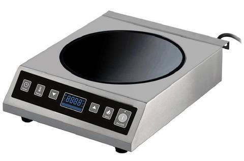 фото 1 Плита индукционная Gemlux GL-CIC35W на profcook.ru