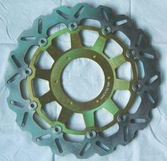 Тормозные диски передние для мотоцикла (2шт.) для Honda CBR929 00-01 CBR954 02-03