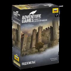 Adventure Games. Подземелье