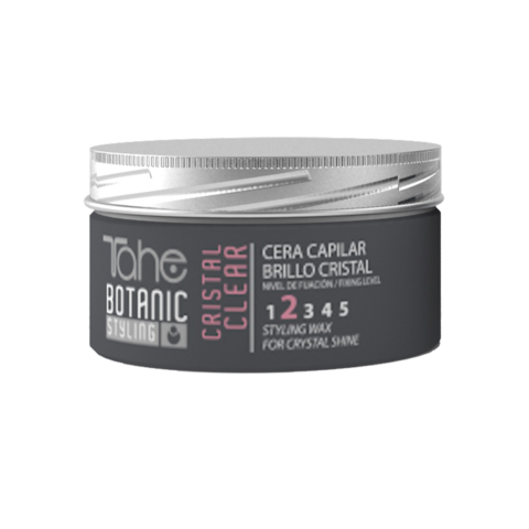 Botanic Styling Cristal Clear Styling Wax for Crystal Shine Fixing level 2 Воск для структурирования волос степень фиксации 2, 100 мл