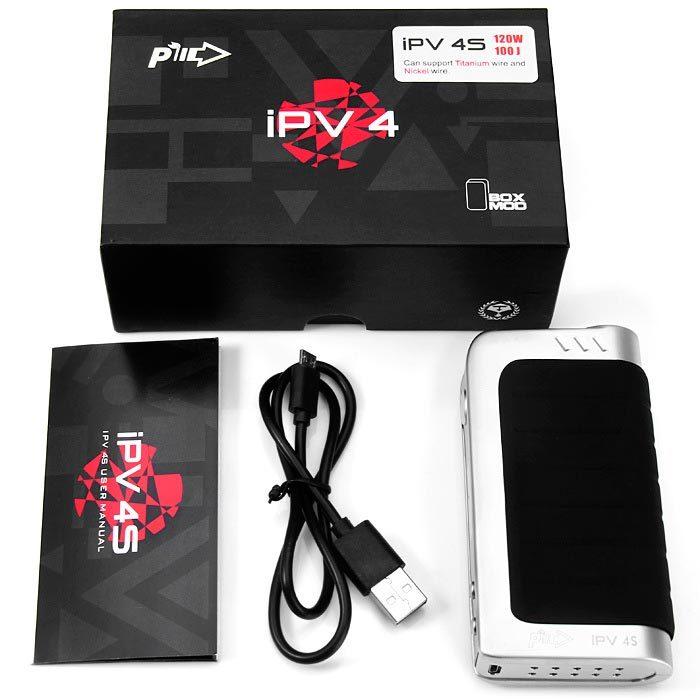 БОКСМОД Pioneer4you IPV 4S набор нержа