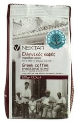 Греческий кофе без кофеина Nectar 100 гр
