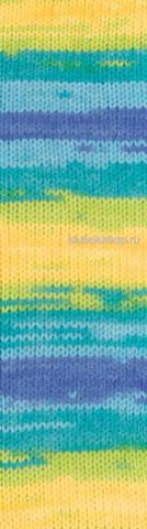 Пряжа BURCUM bebe batik (Alize) 4789 - фото