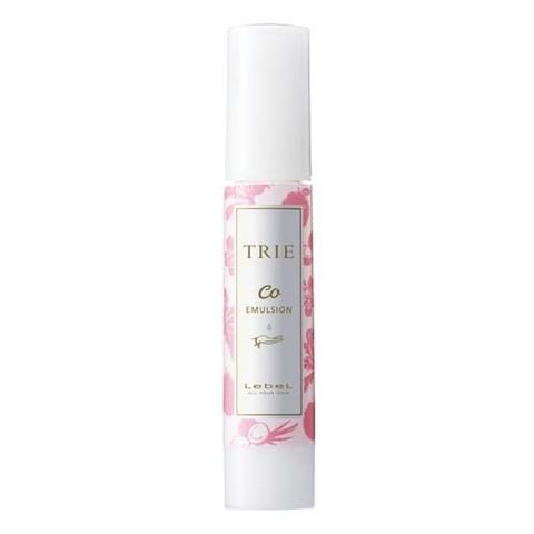 Lebel Trie Emulsion CO Cocobelle - Увлажняющая эмульсия-уход на основе масла кокоса
