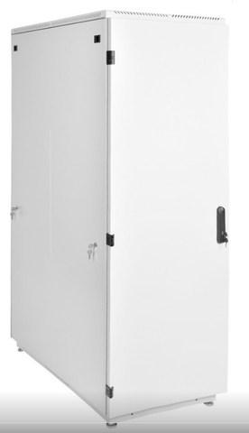 Шкаф телекоммуникационный напольный 38U (800 × 800) дверь металл