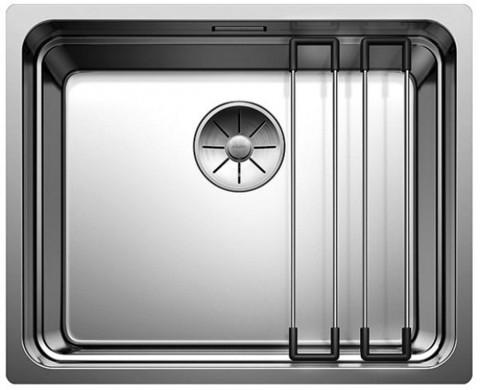 Кухонная мойка Blanco ETAGON 500-U, нержавеющая сталь