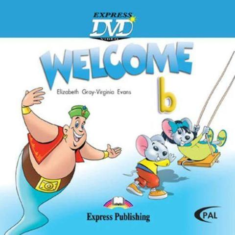 welcome starter b dvd pal