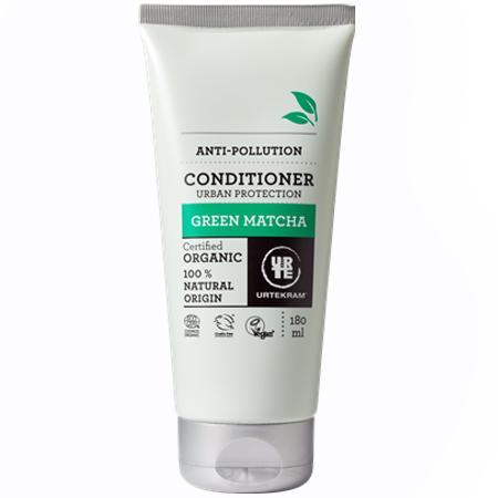 Кондиционер для волос Зеленый чай Матча. Urtekram, 180 мл. URTEKRAM