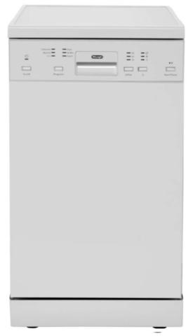 Посудомоечная машина шириной 45 см DeLonghi DDWS 09S Quarzo
