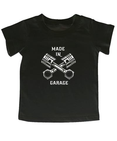 Мотокид, Футболка Made in Garage