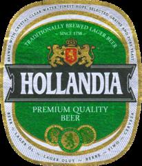 Пиво Hollandia