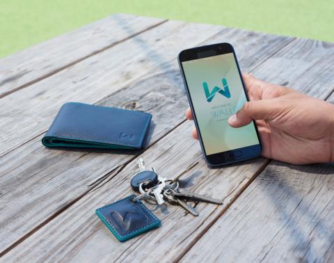 Кошелек Walli Smart Wallet