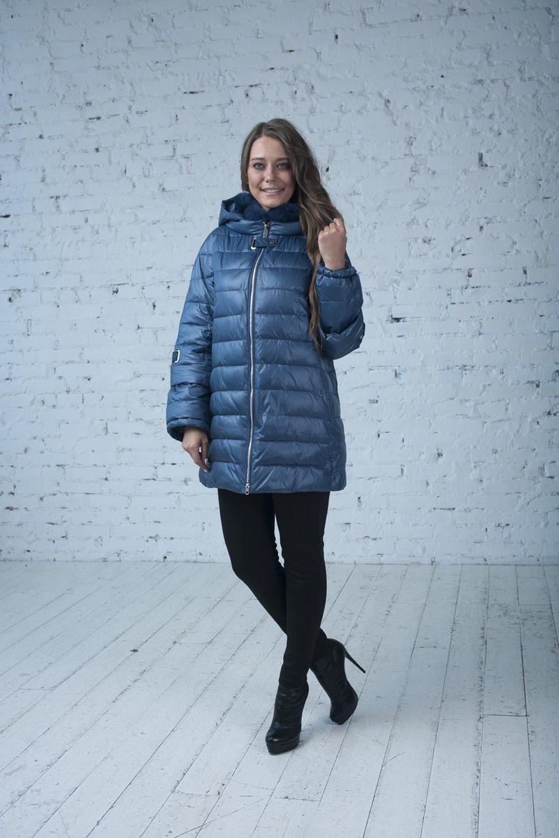 Куртка 07992 синий