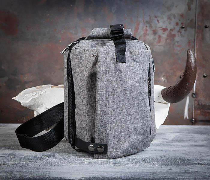 BAG456-3 Рюкзак сумка с одной лямкой через плечо фото 01