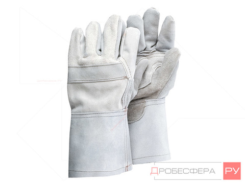 Перчатки пескоструйщика Contracor