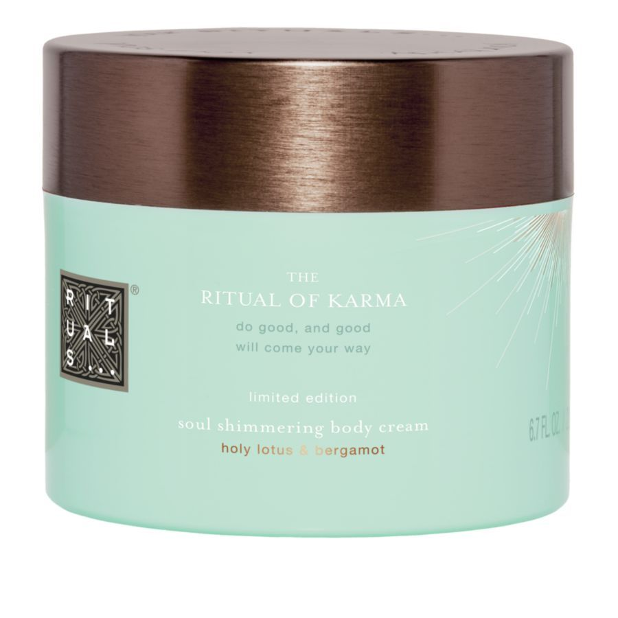 the ritual of karma body cream. Black Bedroom Furniture Sets. Home Design Ideas