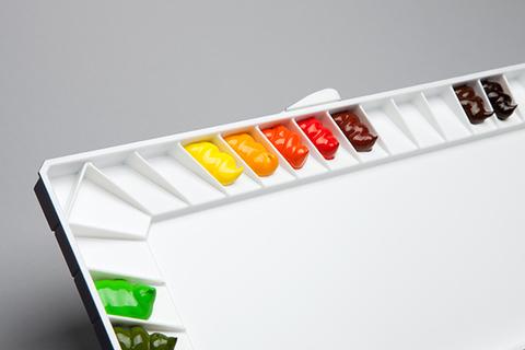 Палитра для акварельных красок Mijello