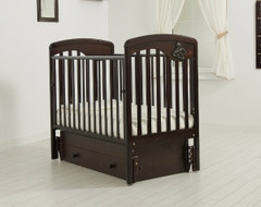 Кровать детская Джулия  маятник