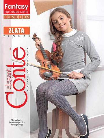 Колготки для девочек Zlata Conte