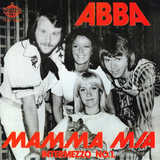 ABBA / Mamma Mia + Intermezzo No. 1 (7' Vinyl Single)