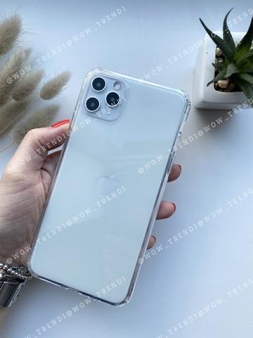 Чехол iPhone 11 Pro Max Simple pure /transparent/ 445