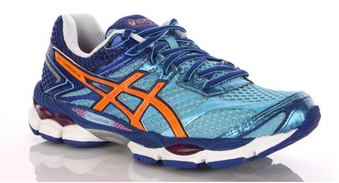 Asics Gel-Cumulus 16 кроссовки для бега женские blue