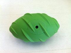Игрушка для собак «Регби» резиновый с пищалкой 13 см, SuperDesign