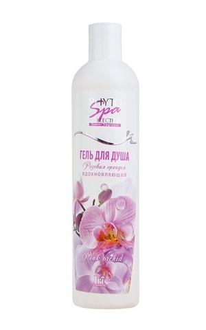 Iris Phyto Spa Collection Гель для душа Розовая орхидея 400мл
