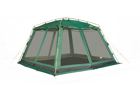 Каркасный тент-шатер Alexika China House Alu