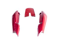 Пластик хвоста для Yamaha YBR125 04-09 Красный