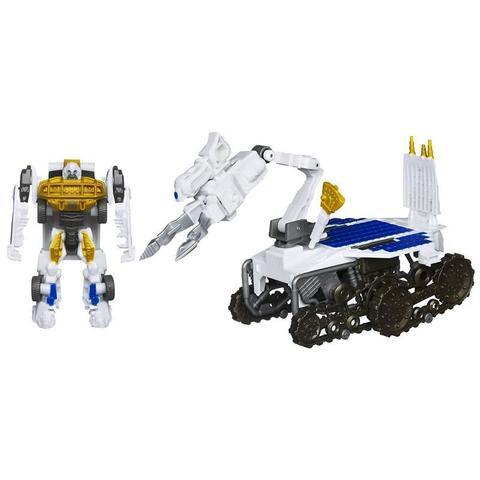 Робот - Трансформер Делюкс Автобот Рэтчет (Ratchet) - Темная сторона Луны, Takara Tomy