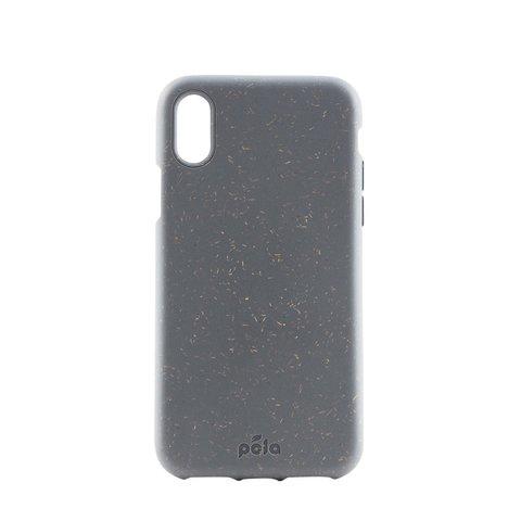 Чехол для телефона Pela iPhone X Grey (серый)