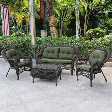 Комплект мебели  (иск. ротанг) 2+1+1