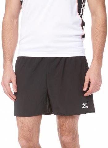Мужские легкоатлетические шорты асикс Woven Square Short 202 (52RM202 09) черные